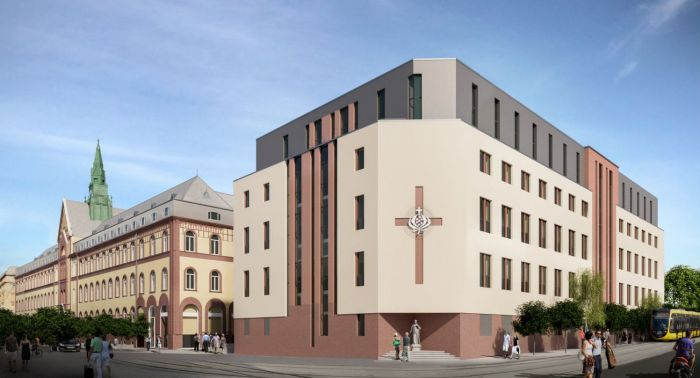 The Buda Hospital of the Charity Order to be finished by 2021